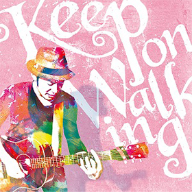 2012.12.15 3rdアルバム「Keep on Walking」